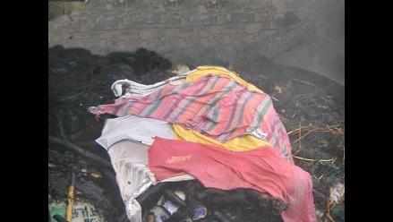 Amazonas: tres menores de edad fallecieron tras incendiarse su vivienda