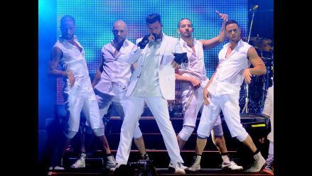 A Ricky Martin le gustaría hacer dueto con Shakira