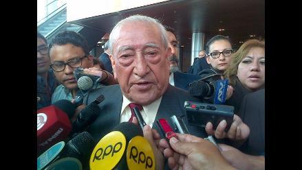 Isaac Humala defiende gira proselitista de Nadine Heredia