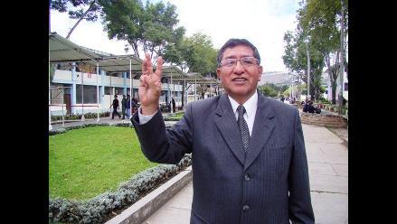 Cajamarca: Roberto Mosqueira fue elegido como nuevo rector de la UNC