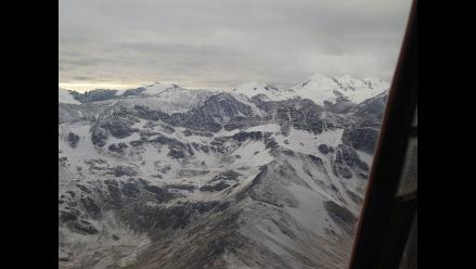 Áncash: hallan muerto a alpinista desaparecido en nevado Alpamayo