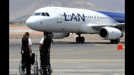 Trabajadores de LAN amenazan demorar y cancelar vuelos en el Mundial