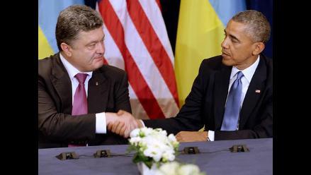 Obama: Ucrania puede ser próspera democracia con apoyo internacional