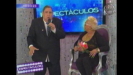 ¿´Tongo´ enamorado de Lucía de la Cruz?
