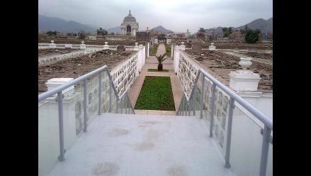 ´Escalera en el Presbítero es para darle valor de monumento histórico´