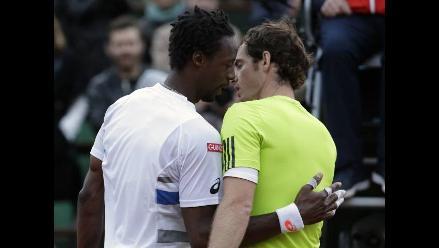 Andy Murray derrotó a Monfils y chocará con Nadal en Roland Garros