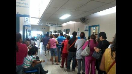 Chiclayo: médicos de EsSalud buscan recuperar 150 horas