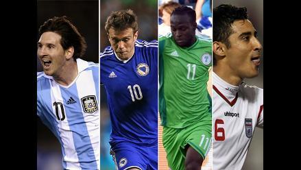Brasil 2014: Análisis del grupo F de Argentina, Bosnia, Nigeria e Irán