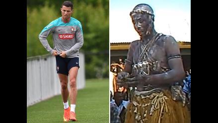 Brujo ghanés asegura que ´trabajó´ en la lesión de Cristiano Ronaldo