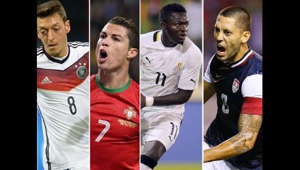Brasil 2014: Análisis del grupo G de Alemania, Portugal, Ghana y EE.UU.