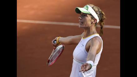 Halep vence a Petkovic y jugará la final de Roland Garros contra Sharapova