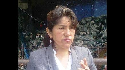 Chimbote: gobernadora pide renuncia de jefes de OCI