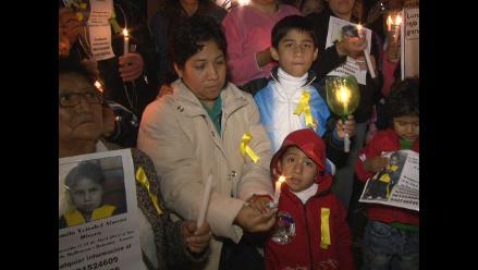 Piden ayuda para hallar a menor desaparecida en Yauyos