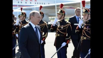 Putin se reúne por primera vez con Porochenko