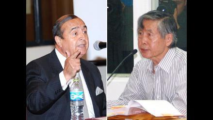 Diarios chicha: Fujimori y Montesinos se vieron las caras tras 6 años
