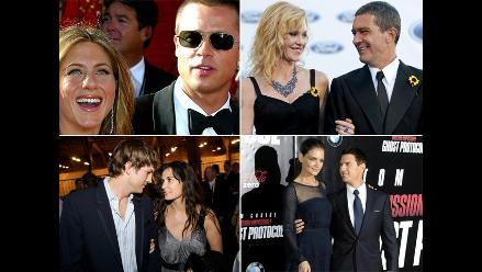 Los diez divorcios más polémicos de Hollywood