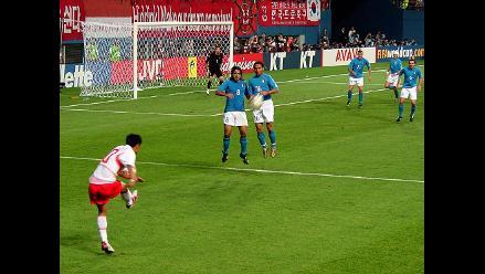 Corea del Sur y un polémico partido ante Italia en el Mundial 2002