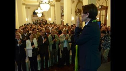 Perú Posible apoyará candidatura de Susana Villarán