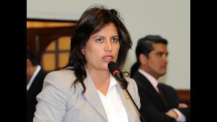 Carmen Omonte a Ana Jara: La violencia engendra más violencia