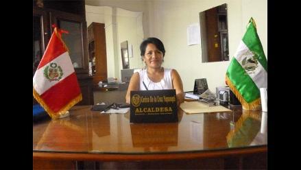 San Martín: se desconoce paradero de alcaldesa provincial de Tocache