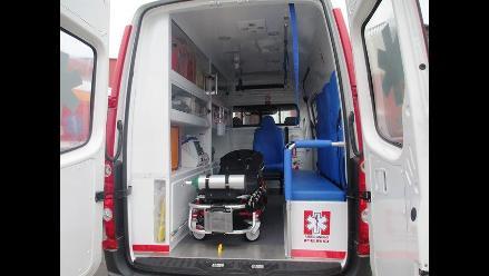 Trujillo: llega lote de ambulancias para zonas rurales