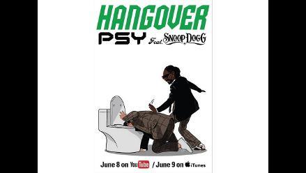 Un adelanto de ´Hangover´ de PSY supera el millón de vistas en YouTube
