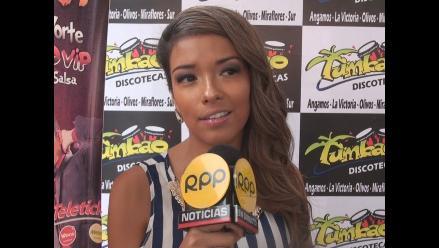 Shirley Arica sobre Malú Costa: ´No ganamos nada peleando´