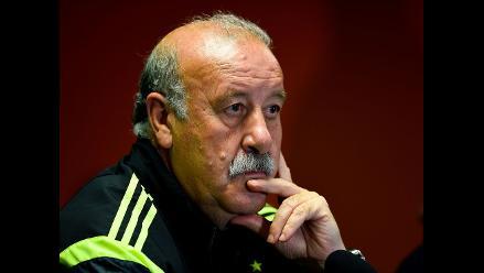 Vicente del Bosque: Portugal es un buen candidato para ganar el Mundial
