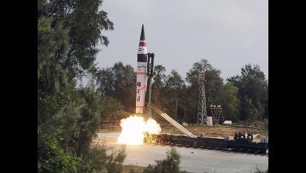 Seúl detecta misil de Pyongyang que supone una amenaza para su flota