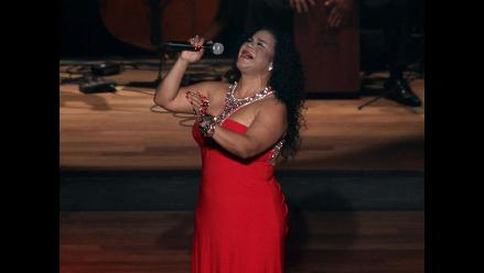 Eva Ayllón rindió homenaje a Chabuca Granda en Argentina