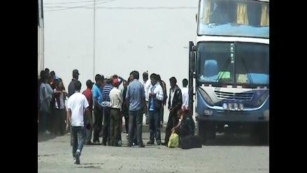 Chincha: bus interprovincial embistió a conductor de bicicleta