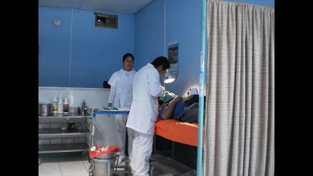 Andahuaylas: dos heridos deja choque de mototaxi contra vivienda
