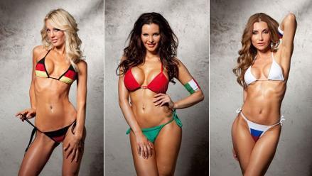 Brasil 2014 y las diosas de Playboy que calentarán el Mundial