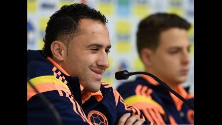 David Ospina: En Colombia queremos seguir soñando en este Mundial