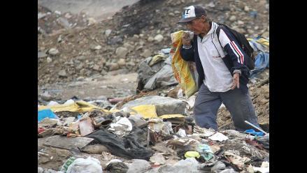 Trujillo: intervienen por disposición de residuos botadero ´El Milagro´