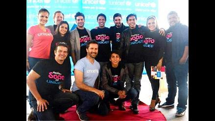 Unicef lanzó la sétima edición de su campaña Buena Onda