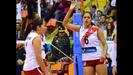 Selección Peruana de Vóley perdió con Canadá en debut de Copa Panamericana