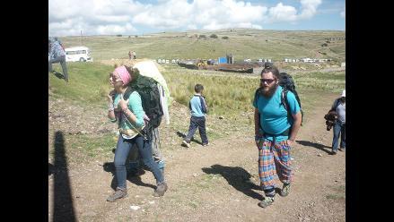 Yungay: restos de israelí fallecido en Cordillera Blanca son embalsamados