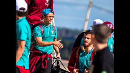 Cristiano Ronaldo llegó a Brasil buscando hacer historia con Portugal