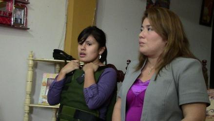 Áncash: Fiorela Nolasco pide que trasladen a Lima al ´Chino Malca´