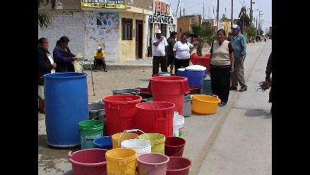 Lambayeque sin servicio de agua este viernes 13 de junio