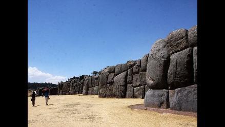 Intervienen a menores ebrios en Sacsayhuamán