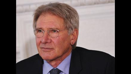 Harrison Ford sufre accidente en rodaje de Star Wars