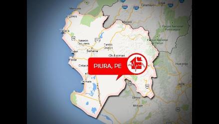 Dos movimientos sísmicos remecen la región Piura
