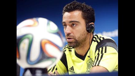 Xavi contento por Cesc: Es una perdida importante pero él está feliz