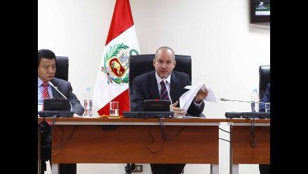 Pleno del Congreso debatirá informes de Megacomisión