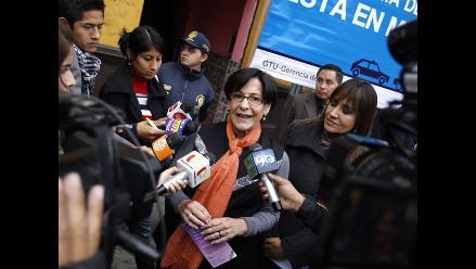 Villarán: Quienes quisieron que Lima pare, ahora desean regresar