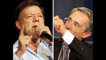 Colombia: Uribe denuncia supuesto fraude de Santos en campaña