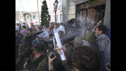 Ucrania: Más de 40 separatistas muertos en combates en región de Donetsk