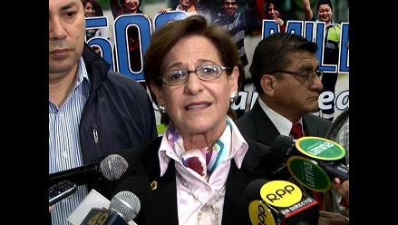 Villarán plantea buses del Metropolitano exclusivos para menores